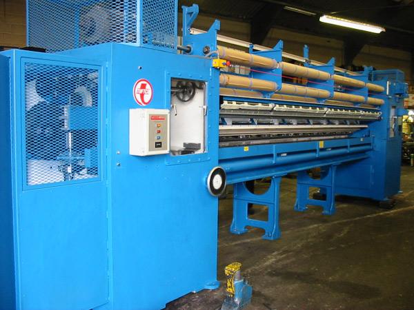 Carpet Tufting Machinery